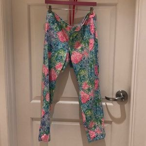 Lilly Pulitzer Kelly Skinny Pants, size 10